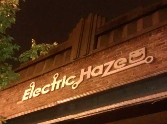 Electric Haze photo