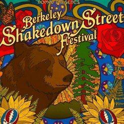 shakedown street festival