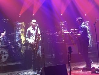 Umphrey's McGee ft. Joshua Redman - photo by Kelly D