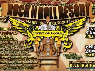 "Rock n Roll Resort v7 ""Feast of Fools"""