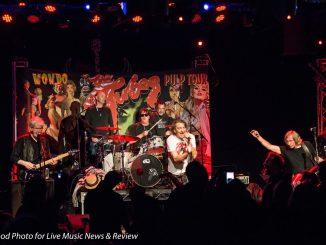 The Tubes at the Rose in Pasadena, CA - photo by Stevo Rood