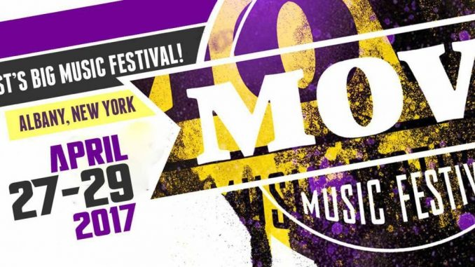 MOVE Music Festival - April 27-29th, 2017