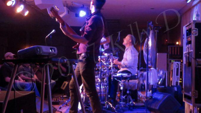 Carl Palmer's ELP Legacy - photo by Kelly D