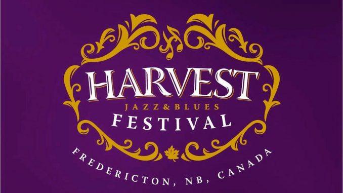Harvest Jazz & Blues Festival logo