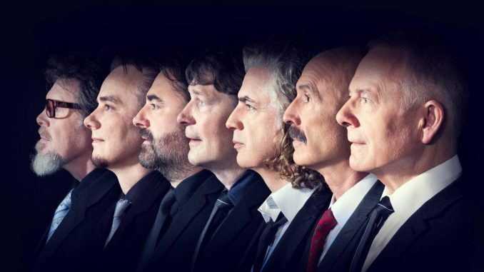 King Crimson 2017 tour lineup