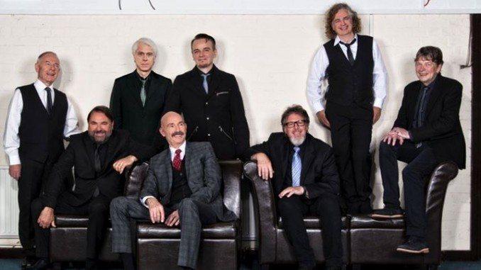 King Crimson's current lineup
