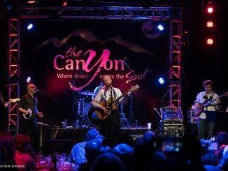 Al Stewart at the Canyon Club - photo by Stevo Rood