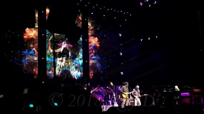 Dead & Co. in Hartford - photo by Kelly D