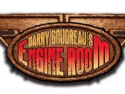 Barry Goudreau's Engine Room logo