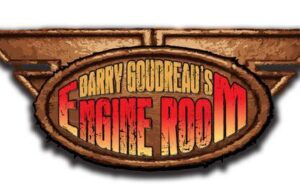 Barry Goudreau's Engine Room logo