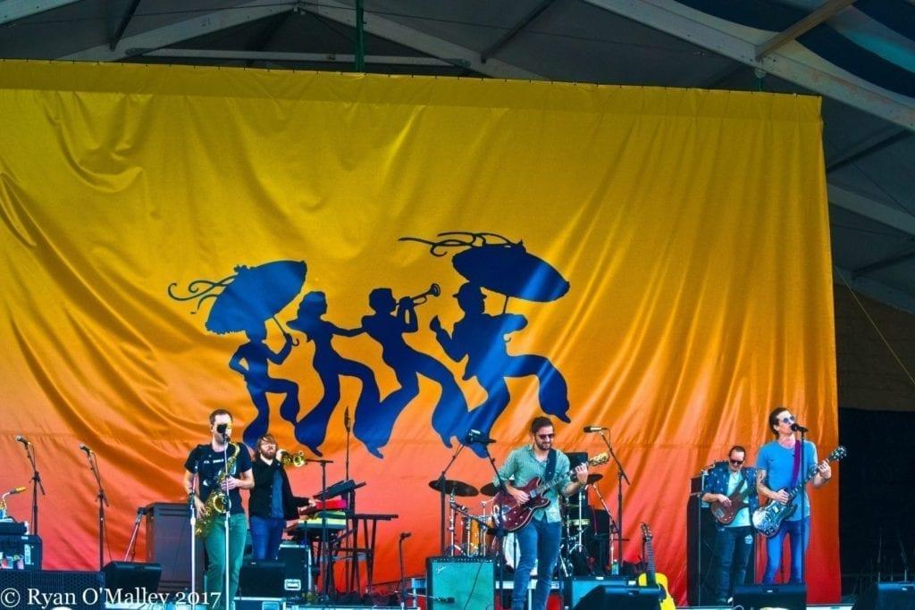 Jazz Fest 2017 - photo by Ryan O'Malley