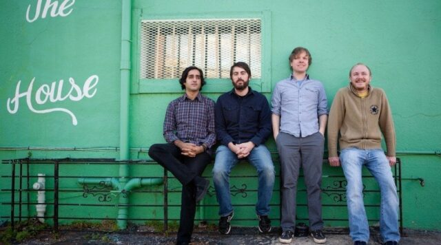 Explosions in the Sky - photo by Nick Simonite