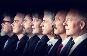 King Crimson 2017 tour lineup