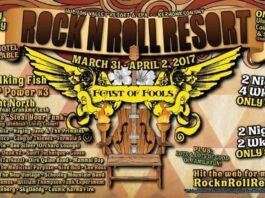 "Rock n Roll Resort v7 ""Feast of Fools"""