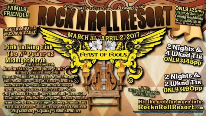 Rock n Roll Resort v7