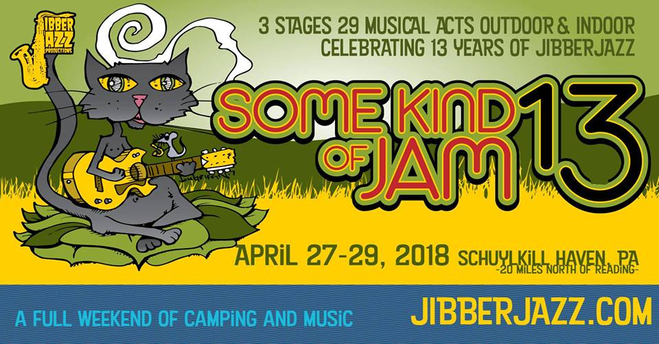 Some Kind of Jam 2018-April 27th-29th, 2018 | Live Music News & Review