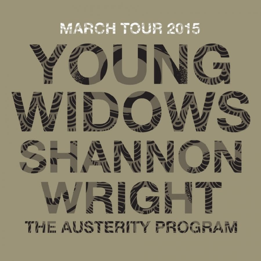 Shannon Wright Young Widows