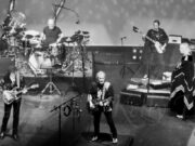 All five members of Yes featuring Anderson Rabin Wakeman in Boston, MA - 10.04.17