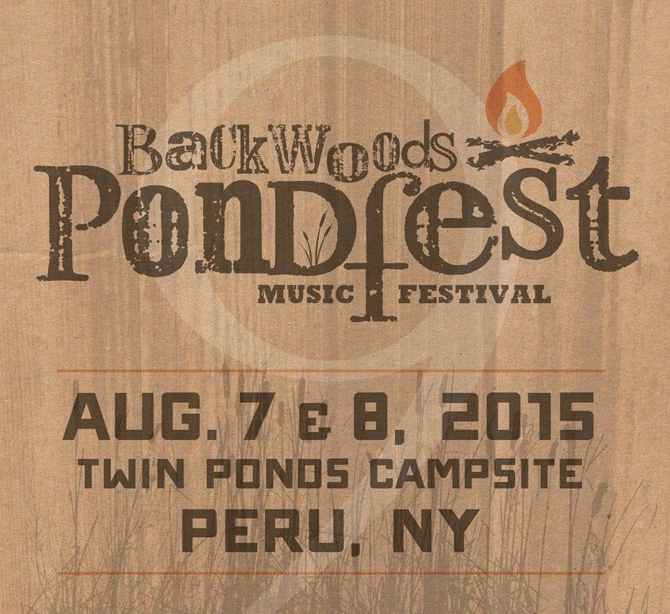 backwoods pondfest 2015