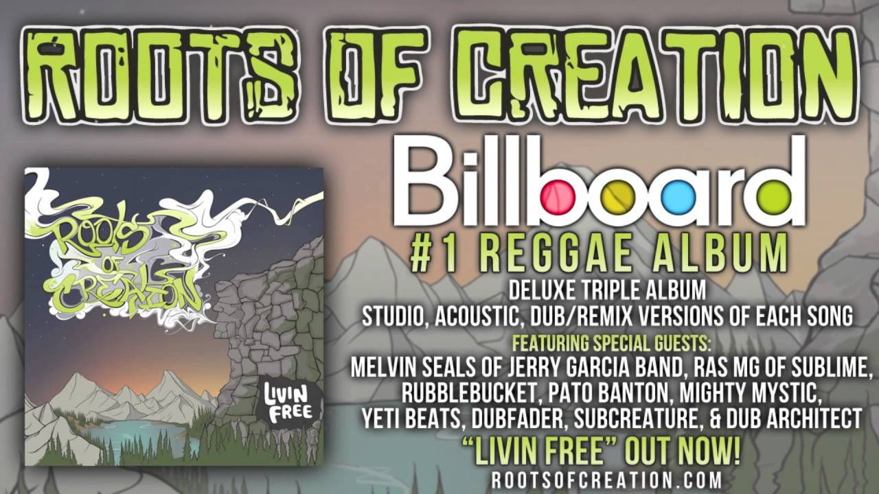 Billboard #1 for Roots of Creation | Live Music News & Review