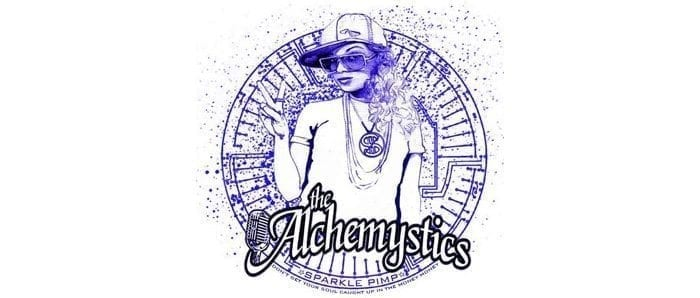 The Alchemystics logo