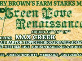 Green Love Renaissance