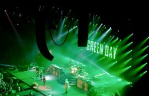 Green Day at the DCU Center, Worcester MA 03.17.17 - photo by Kelly D