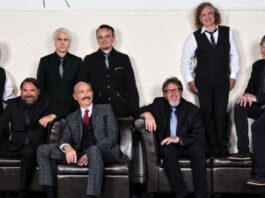 King Crimson's current lineup