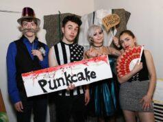Lily Black at the Punkcake Punk Rock Prom - photo by Sarah K. Duda