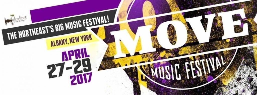 MOVE Music Festival - April 27-29th, 2017