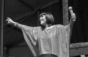 Patti LaBelle at Jazz Fest - photo by Ryan O'Malley