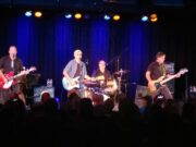 The Smithereens ft. Marshall Crenshaw - photo by Jennifer Simon