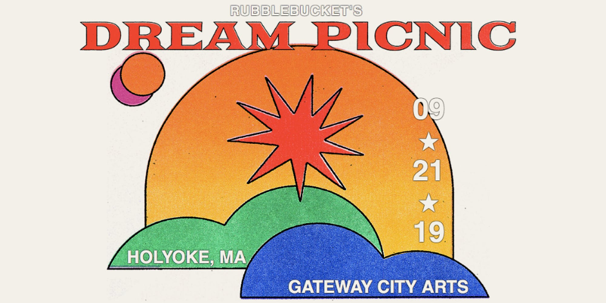 Rubblebucket's 3rd Annual Dream Picnic | Live Music News & Review