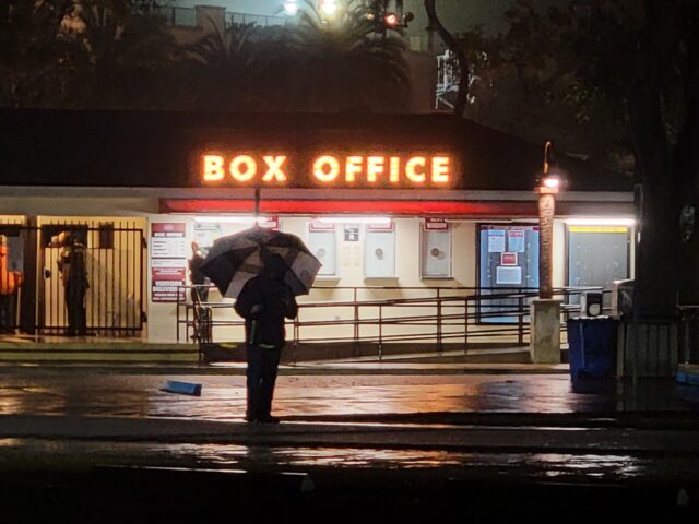Allman Betts Band rainy night